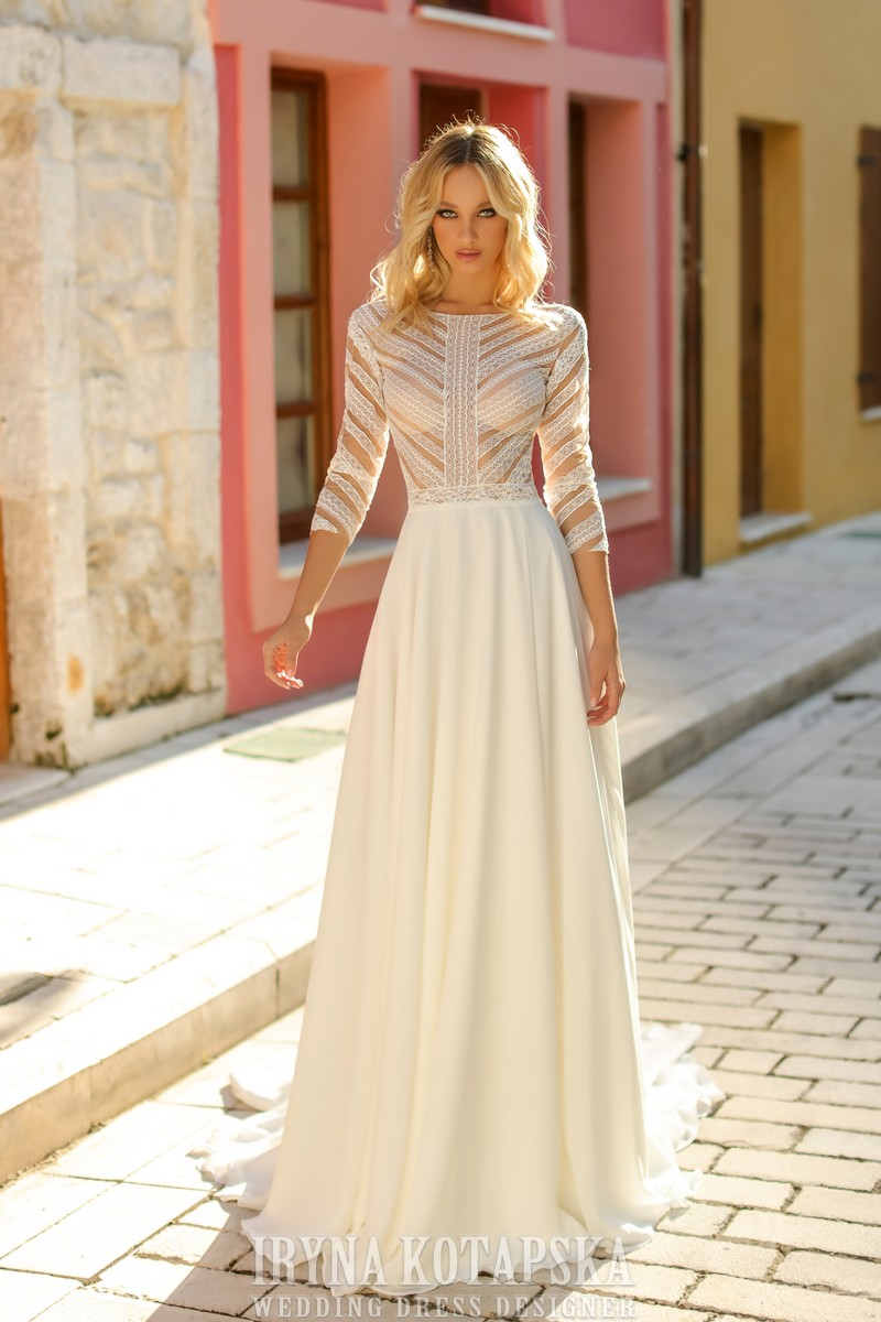 Wedding dress, kotapska, iryna kotapska