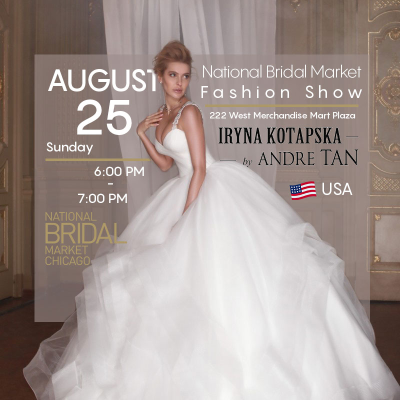 National Bridal Market Fashion Show2019