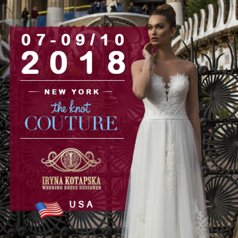 If wedding fashion New York 2018