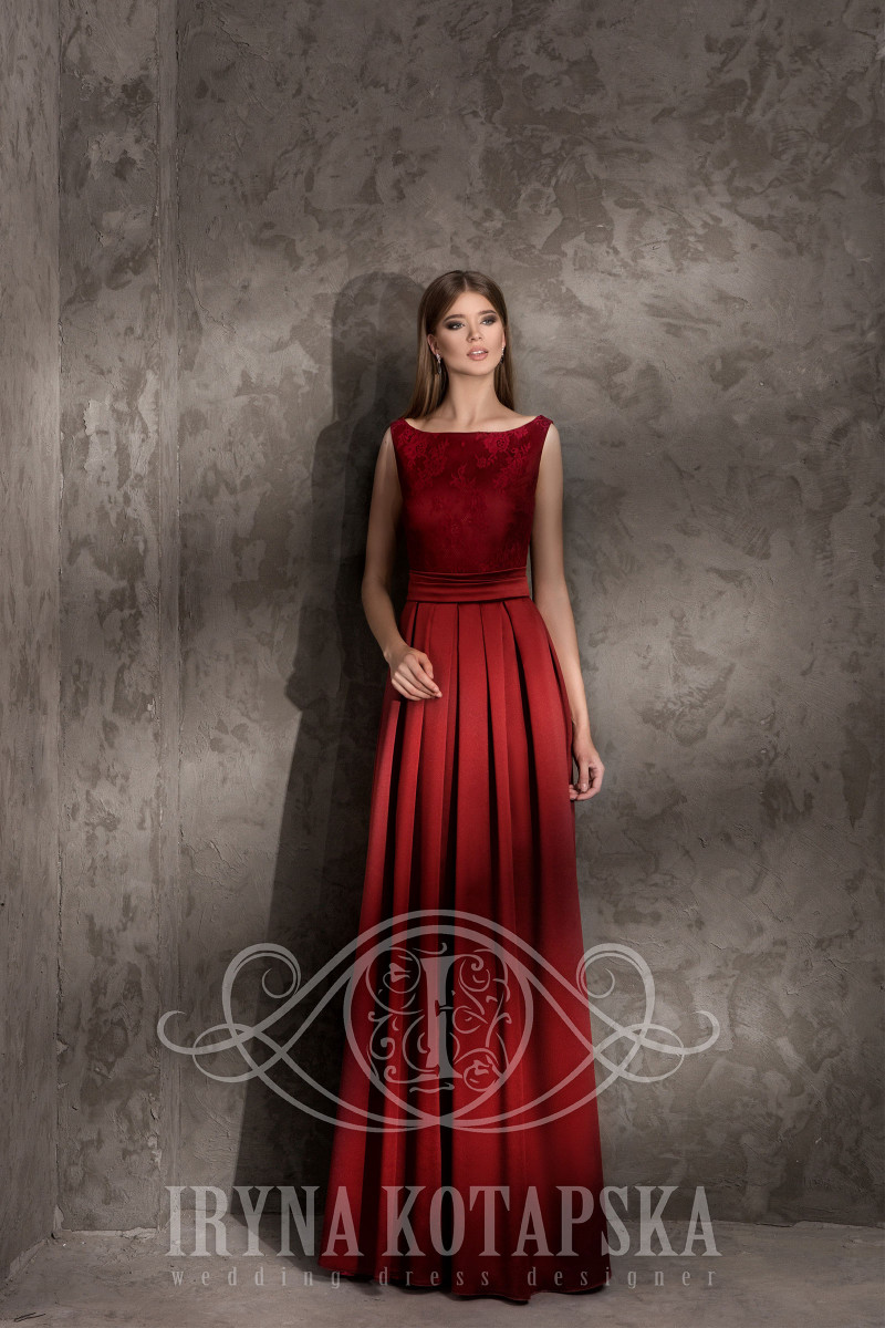 Evening dresses very reserved and mysterious priced at $200 to $500