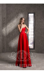SCARLET Evening dresses
