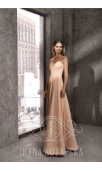 MEI Evening dresses with chiffon and taffeta