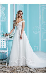 MA1702I trail  Bridal Dresses