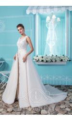 MA1703 trail Bridal Dresses