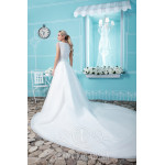 MA1704I trail Bridal Dresses