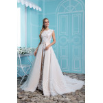 MA1705I trail Bridal Dresses