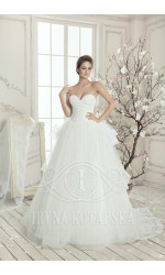 HYDRANGEA Bride's dress
