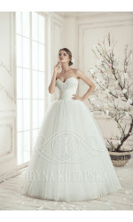 GERBER Bride's dress