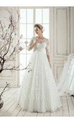 LIATRIS Bride's dress