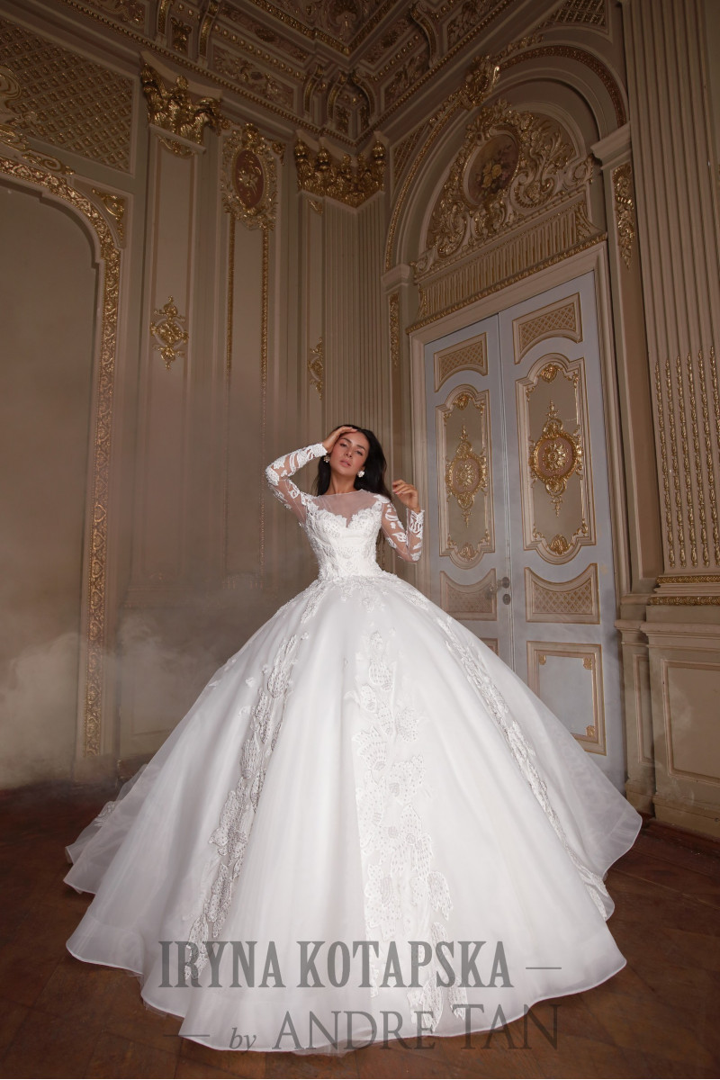 Beautiful princess wedding dress