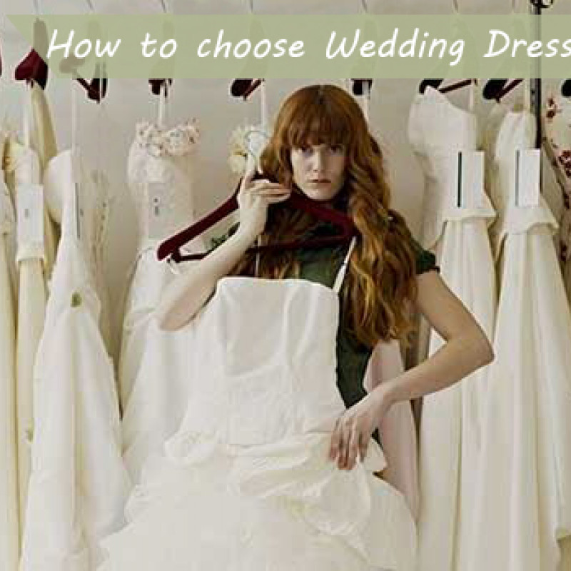 Let's select a wedding dress for your character