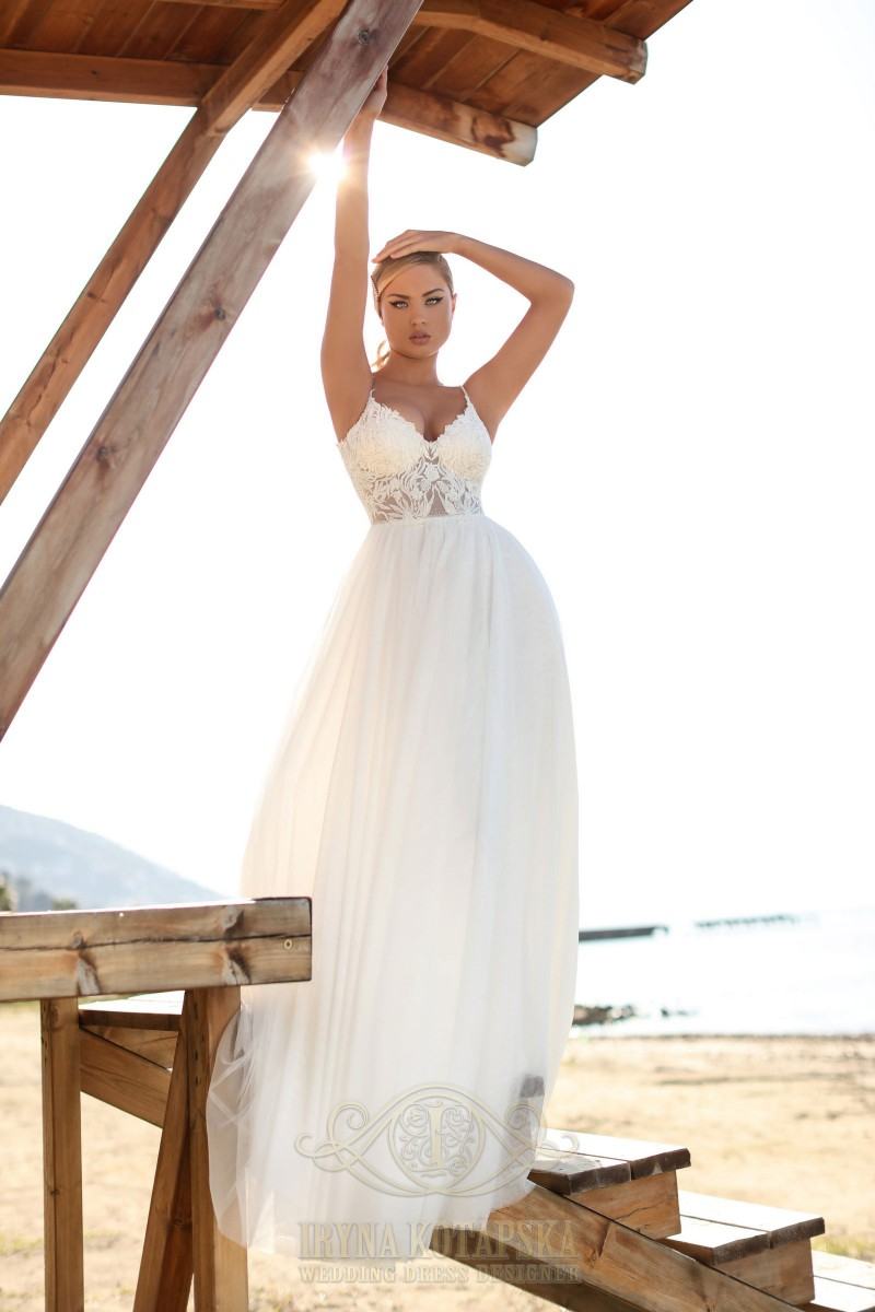 Wedding dress LV2123I